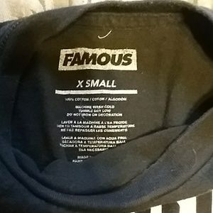 Famous Tops - Blink-182 tee